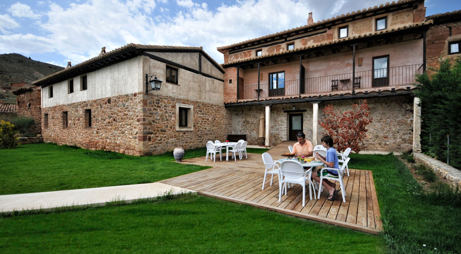 Casa Grande de Albarracín