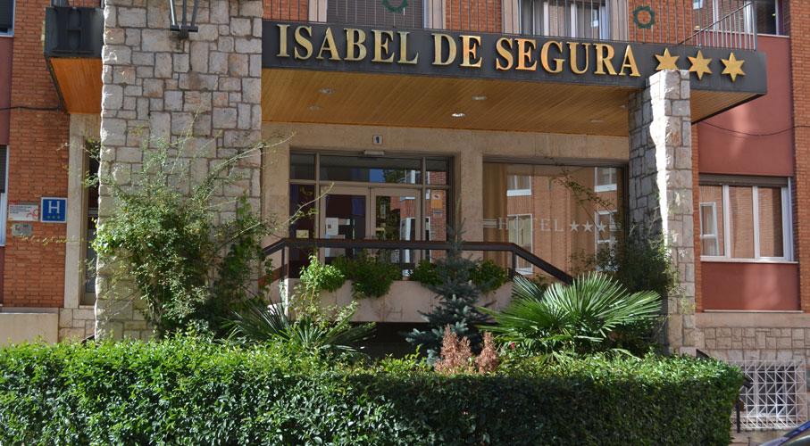 Isabel de Segura